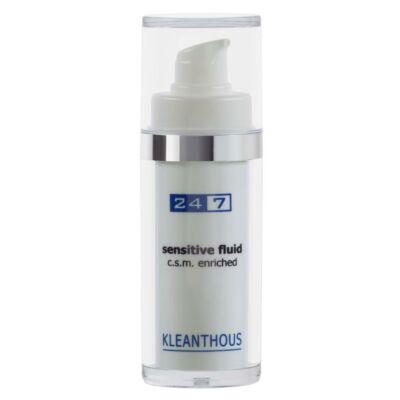 Kleanthous 24/7 Senstive Fluid Hidratáló