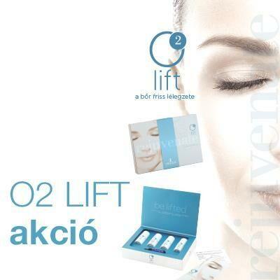 O2 Lift őssejtes kezelés masszázzsal