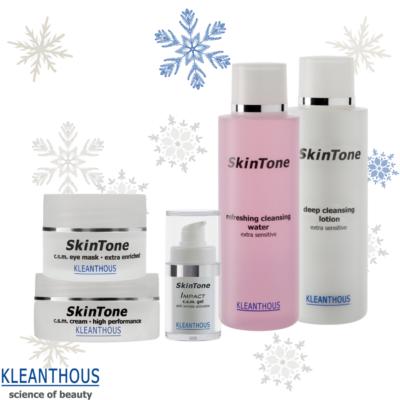 Kleanthous SkinTone C.S.M. Krém Anti aging csomag