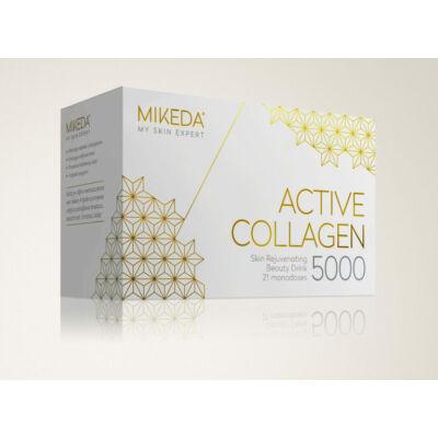 Mikeda Active 5000 kollagén bőrminőségjavító beauty ital